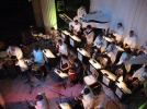 The Richard Brown Latin Orchestra at the 2003 SPA Gala