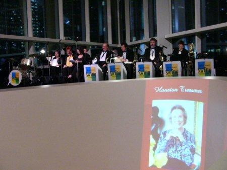 Houston Treasures and Richard Brown Music