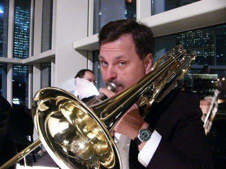 Rick Reeves\, trombone
