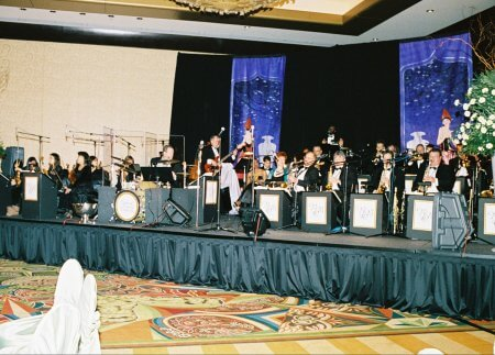 Richard Brown Orchestra at the 2004 Houston Symphony Ball