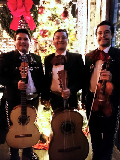 Trio Chapultepec